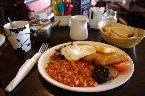 dejeuner anglais liverpool