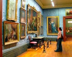 Découvrez les galeries d'art de Liverpool