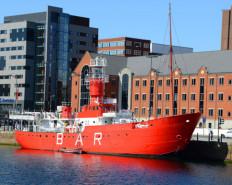 Les restaurants insolites de Liverpool