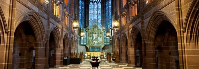 Les cathédrales de Liverpool