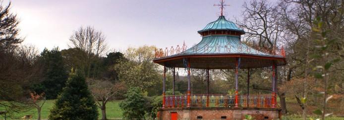 Parcs et jardins à Liverpool