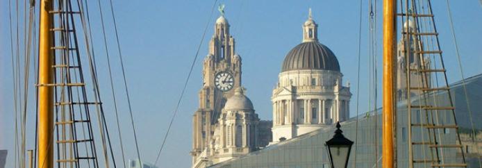 Histoire de la ville de Liverpool