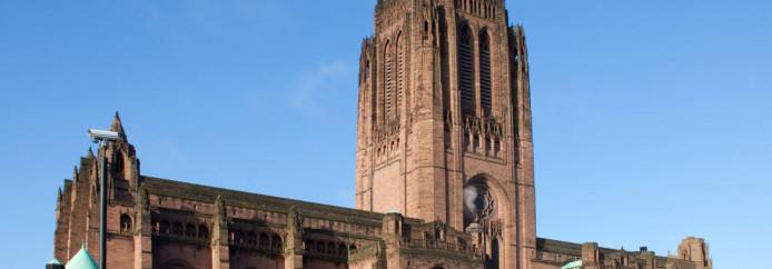 La Cathédrale anglicane de Liverpool