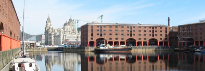 L'histoire du port de Liverpool