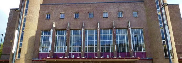 Le philharmonic hall de Liverpool