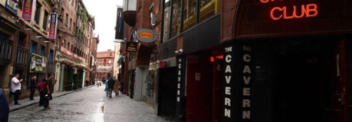 Partez à Liverpool pendant les vacances de la Toussaint !