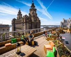 Les plus beaux spots de Liverpool pour se détendre en terrasse