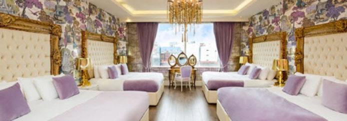 Découvrez les meilleurs hôtels du quartier Saint George à Liverpool