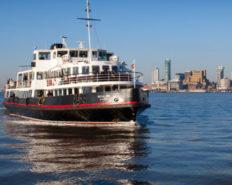 Notre guide pour une croisière sur le fleuve Mersey à Liverpool