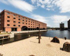 Découvrez le Titanic Hotel Liverpool, un hôtel tendance